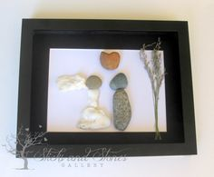 Our unique wedding gifts and personalized couples art have been meticulously handmade using stones and oyster shells collected on the beaches of
