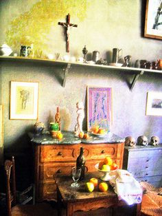 Aix en Provence cezanne studio by photoartbygretchen, via Flickr