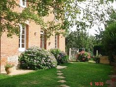 Brachy vacation cottage rental: House With Garden Near Dieppe And St Valéry En Caux