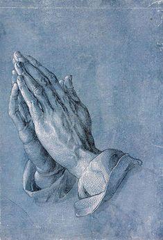 Desideria: Manos que oran, de Alberto Durero