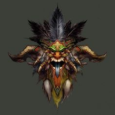 Diablo III. Class Crests.