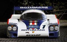 Porsche 956-001 Works