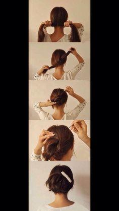 cute hairstyles  #Beauty #Trusper #Tip