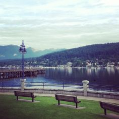 Rocky Point Park in Port Moody
