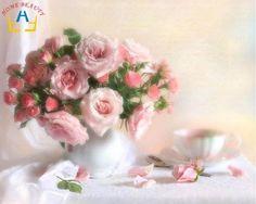 Home Beauty diy cross stitch diamond mosaic painting set of embroidery kits home decor paint needlework flower AA181 #Affiliate