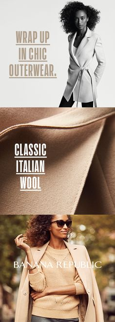Melton Wool Outerwear. The pieces you'll love and keep forever because they are crafted in timeless, built-to- endure, top-quality super soft, Melton Wool. Your new favorites that go from work to weekend and layer up anytime you need a cozy, stylish topper. Turn it up & start collecting. Shop Outerwear.