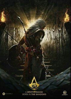Assassin Creed Origins poster