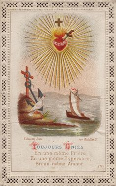 Beautiful Catholic Holy Cards Always nations.  In the same prayer.  In a same hope.  In a same Love.