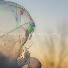 Burst Frozen Bubble