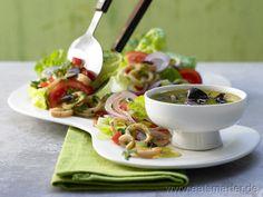 Griechischer Tintenfischsalat  mit Gurke und Paprika  - smarter - Kalorien: 561 Kcal | Zeit: 70 min.