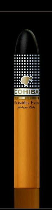 Cohiba Pyramides Extra, like this one very much!!
