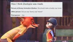 15 Zootopia Tumblr Posts That (Probably) Won't Turn You Into a Furry