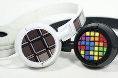 Tetris Headphones