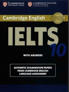 IELTS Test Materials: Cambridge IELTS 10 Free Download