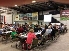 Talking agriculture in Ontario with @waynekblack @bin_girl @Bob_Devolder