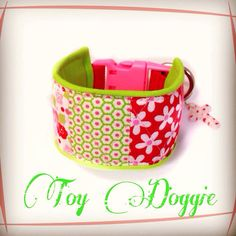 Quilted Collar! New creation!