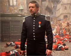 Russell Crowe as Javert
