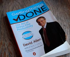 Money Saving Mom -- Getting Things Done by David Allen  --  Two Key Points From the Book: Write Everything Down and Follow the 2-Minute Rule