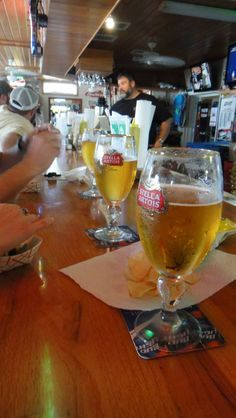 Beer. beer. and more beer.