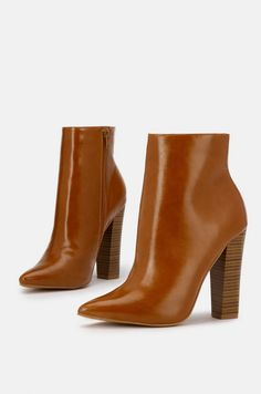 Slim Heel Zipper On Knee High Pointed Top Suede Platform Boots #Jaclyn