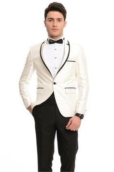 WSS Wessi Slimfit Damatlık Takım Elbise