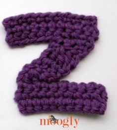 Free Patterns: the Moogly Lowercase Alphabet! Crochet Letters Pattern, Crochet Alphabet, Letter Patterns, Crochet Patterns, Moogly Crochet, Crochet Stitches, Knit Crochet, Free Crochet, Small Letters