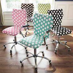 Rockinu0027 Roller Desk Chair & Desks Computer Desks Teen Desks Small Desks u0026 White Desks ...