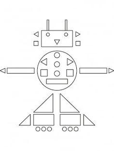 Roboter Mandala 1 Robot Pinterest Roboter
