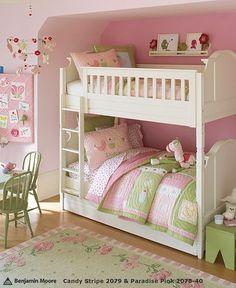 Darcie Birds & Cupcakes Bedroom