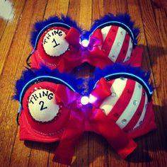 Light Up Bra Set // Thing Set by NeonWonderland on Etsy, $130.00 @Nicole Villar