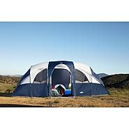 Northwest Territory 18 x 10 ft. Chippewa Family Tent w/Closet - $64.99! - Pinching Your Pennies