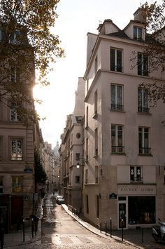 Paris Side Street | by HubbleColor {Zolt}