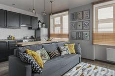 Spatiu de 33 mp cu un decor minimal- Inspiratie in amenajarea casei - www.povesteacasei.ro