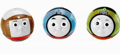 Fisher-Price My First Thomas & Friends Rail Rollers 3-Pack Distinctively stylized  Thomas & Friends characters Offers unique play pattern With an adorable new look Perfect for rolling, tossing, and collecting Includes Gordon, Toby & Percy Rail Rollers toys Perfect for your little Thomas lover New purchased for resale by Keywebco Video inspected during shipping Shipped fast and free from the USA The item for sale is pictured and described on this page. The stock photo may include additional…
