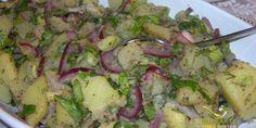 Pratik Patates Salatası Tarifi   Mutfakta Yemek Tarifleri