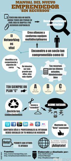 #infografia #emprendedor