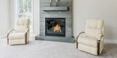 Concrete fireplace surrounds are an amazing way to draw attention to one of the most unique features in a home,...