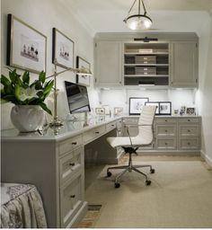 Why settle for white? Tiffany Jones Interiors