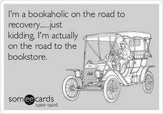 For the book addicts.