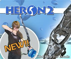 Check out our great new bowfishing equipment for kids of all ages!