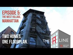 High Style in Two 500 Square Foot West Village Homes: The A Line, Episode 5 — Apartment Therapy Videos | Apartment Therapy