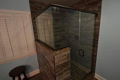 Shower Floor Welcome To Nemo  Bathroom Remodel 2  Pinterest Mesmerizing Bathroom Remodeling Baltimore Inspiration