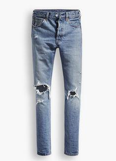 Jetzt shoppen: Levi's 501 Skinny, um 120 €