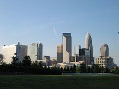 Charlotte, NC : Charlotte Skyline