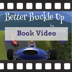 Watch the the Better Buckle Up book video. A complete reading of the book for children which aims to make car safety fun by author SuzieW.