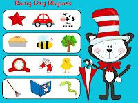 Read Across America day is coming! Be ready to supplement your activities with this Read & Rhyme unit