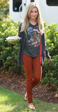 Ashley Tisdale America