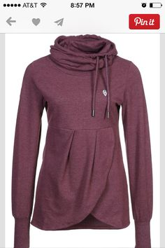 Brand is Naketano. Style is Generation Junkie. I also like Der Gerat style.  Cuter than the average sweatshirt! This looks super comfy!