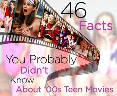 """46 Facts You Probably Didn't Know About '00s Teen Movies (except """"the girl next door."""" that is neither a teen movie, nor an awesome movie. in fact it was downright terrible. even """"crossroads"""" was better. hahah.)"""