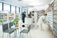 As part of quality services to patients, clients and visitors, UVEA Mediklinik has fully equipped pharmacy.
